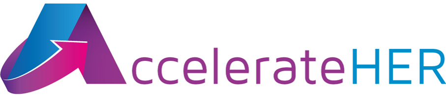 AccelerateHER Awards Logo