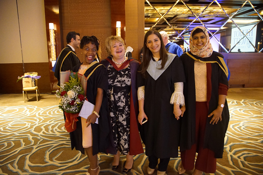 EBS Graduation Dubai, November 2017